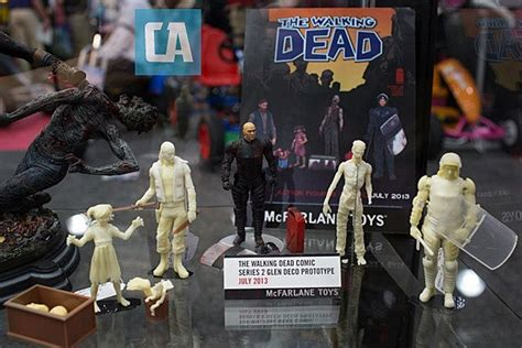 Mcfarlane Toys' 'the Walking Dead' And