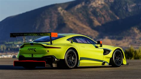 Aston Martin Vantage Wallpapers by 2018 Aston Martin Vantage Gte 4k 7 Wallpaper Hd Car