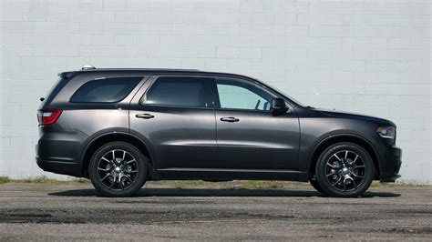 review  dodge durango rt