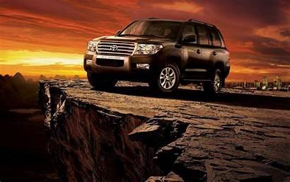 Cruiser Land Toyota Wallpapers Desktop Widescreen Cars