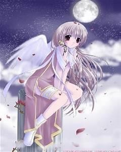 Anime Wind Angel - Anime Photo (8401175) - Fanpop