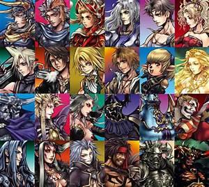 Final Fantasy Maniacs El Universo Final Fantasy