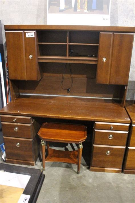 small desk with filing cabinet computer desk with 2 small filing cabinets able auctions