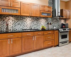Walnut Shaker Collection - RTA Kitchen Cabinets In Stock