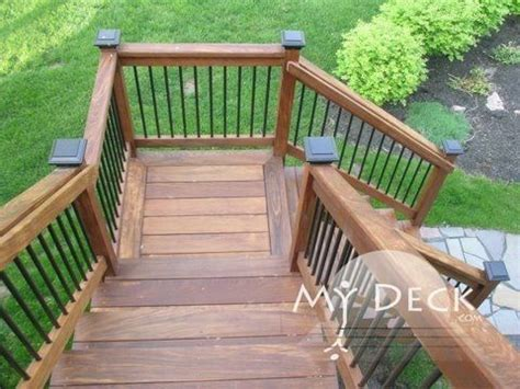 picture rooftop deck railing ideas  view