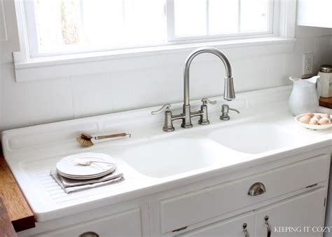 enamel cast iron farmhouse sink pin by katherine roady on vintage pinterest