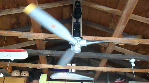 Airplane Propeller Ceiling Fan Electric Fans by Hartzell Airplane Propeller Ceiling Fan