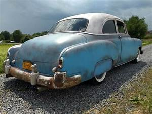 1951 Chevy Styleline Deluxe Rat Rod  Hot Rod  Lowered