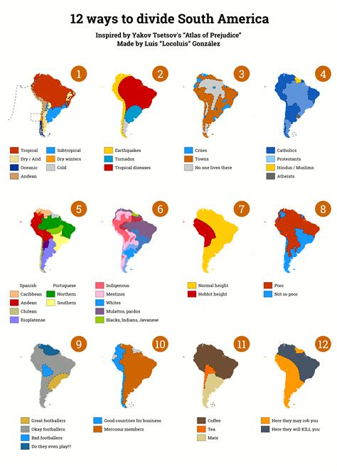 [oc] 12 Ways To Divide South America [2500x3500]  Mapporn. Navy Dining Room Chairs. Rugs In Living Room. Hotel Room Prices. Oh The Places You Ll Go Classroom Decorations. Room Camera. Silver Wall Art Decor. Wall Decor. Swivel Recliner Chairs For Living Room