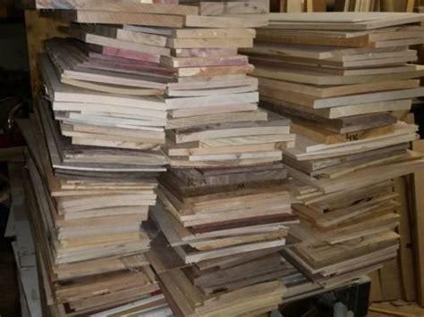 box  thin unfinished craft wood scrap lumber buy