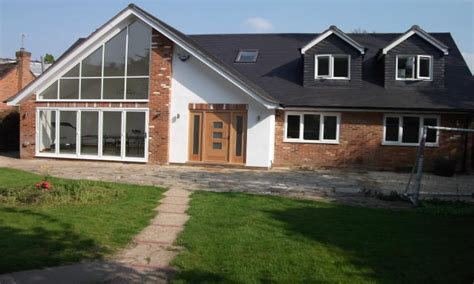 chalet bungalow extensions chalet bungalow rear extension