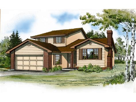 markham mill traditional home plan   house plans