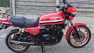 1981 Gpz 1100