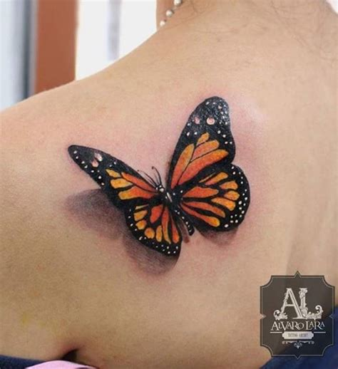 butterfly tattoo girl tattoos monarch butterfly