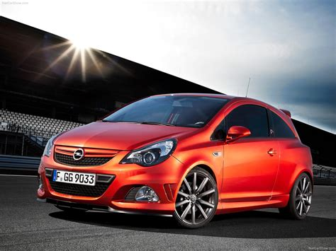Opel Corsa Opc by Opel Corsa Opc Nurburgring Edition Picture 80529 Opel