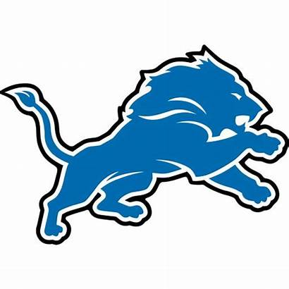 Lions Detroit Lion Football Nfl Team Stencil