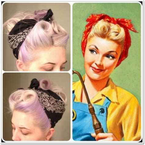 1950s Hairstyle Tutorial by 71 Amazing 50 S Vintage Hairstyles That You Will