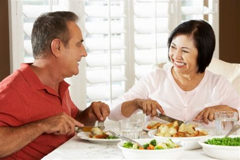Why Men Eat More While Dining With Women  Health Enews