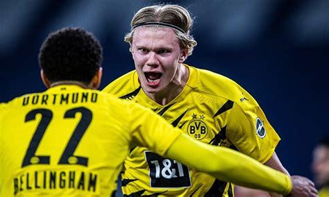 Manchester City vs Borussia Dortmund - Champions League ...