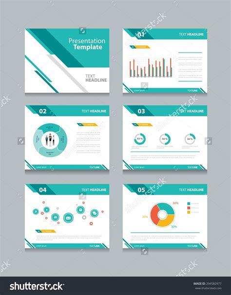 business template setpowerpoint template