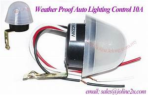 Adding Photocell To Outdoor Light