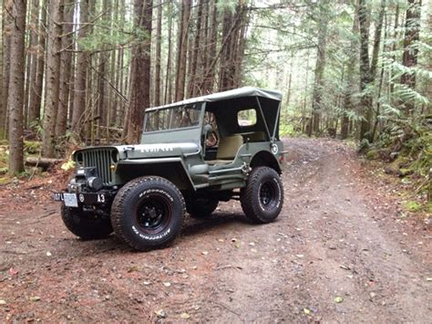 kaiser willys jeep kaiser willys jeep of the week 259