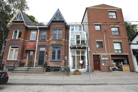 Narrow House Seeks A Broadminded Buyer  Toronto Star