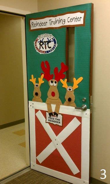 redstone test center    holiday spirit  door