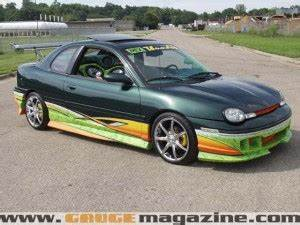 1996 Dodge Neon Custom Gauge Magazine