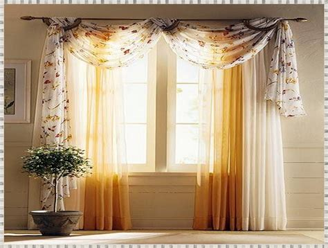Home Curtain : Cute Living Room Valances For Your Home