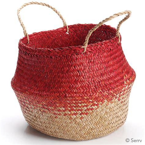 1 gather a selection of baskets. Home Decor - Gathering Basket