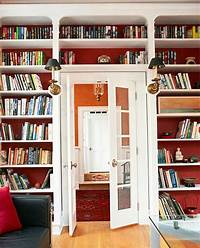bookshelf decorating ideas 20 Bookshelf Decorating Ideas