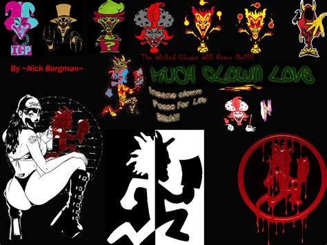 Insane Clown Posse Jokers Cards Wallpaper
