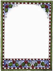 Free Printable Christmas Borders and Frames