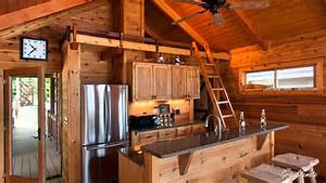 Small and Tiny Houses with Loft - YouTube