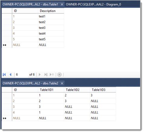 sql server update table from another table sql db2 update multiple columns from another table