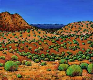 Desert Afternoon by Johnathan Harris