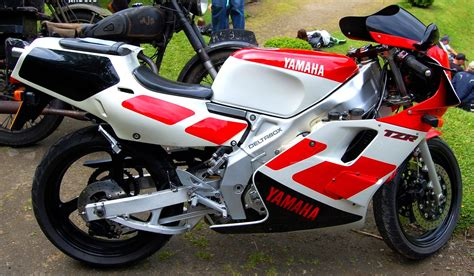 Yamaha Niken Hd Photo by Yamaha Tzr 250 1986 96 Cylinder Two Stroke Flickr