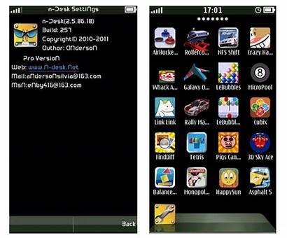 Desk Nokia N8 Build Desktop X7 E7