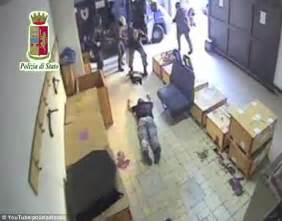 Masked gang employs military-style tactics in armed bank ...