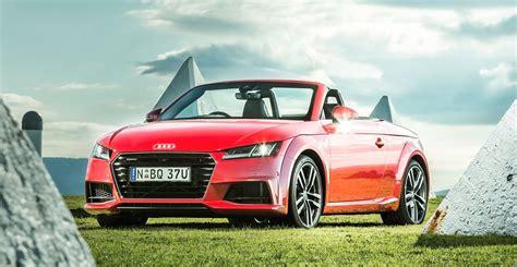 2016 Audi Tt Roadster Review Caradvice