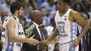 UNC vs. Bucknell | How UNC discovered Sterling Manley, and ...