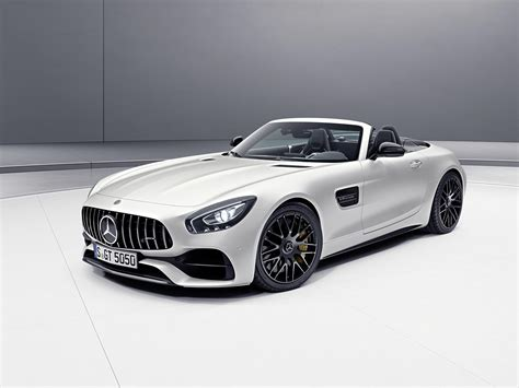 Mercedes New Cars by 2017 Mercedes Amg Gt C Roadster Edition 50 News And