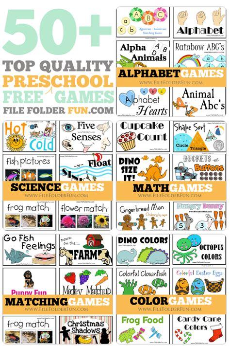 50 top quality free preschool file folder free 783 | capture1