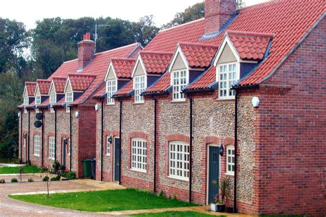 Cottages Holkham by The Downton Effect Meet The Stately Home Developers