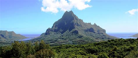 Moorea French Polynesia Cruise Port Of Call Cruisebe