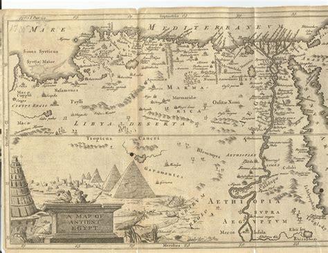 maps  ancient egypt nikks egypt speak