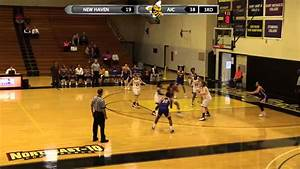 AIC Women's Basketball vs. New Haven Highlights - YouTube