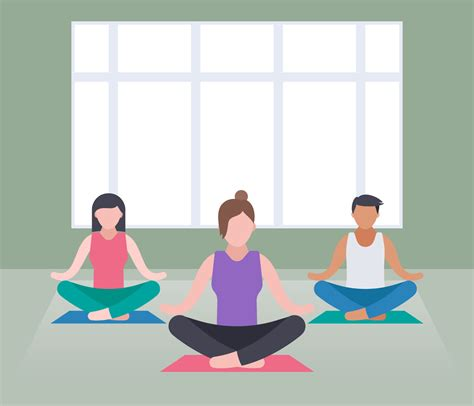 Free download beginning in 3 seconds. Outstanding Set of Yoga Instructor Vectors - Download Free ...