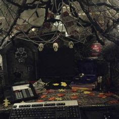 halloween office theme ideas images